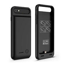 Ifans [MFi certificado] delgada de Carga de Batería de Respaldo Estuche Para Iphone 7 y 8 - 3100mA
