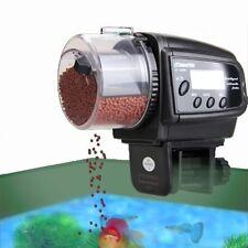 Timer Automatic Fish Food Feeder for Aquarium Fish Tank - Pond - Perfect Feeding