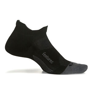 Feetures - Elite Max Cushion - No Show Tab - Athletic Running Socks