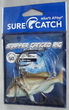 SureCatch Snapper Fishing Hooks