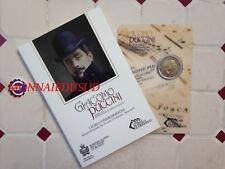 2 Euro CC BU Saint-Marin 2014 - Giacomo Puccini