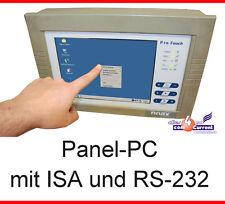 Computer VINTAGE 200 MHz industria Terminal NOAX k-p200-10tv Isa Panel-PC c12 OK