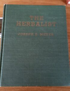 The Herbalist by J. E. Meyer 1960