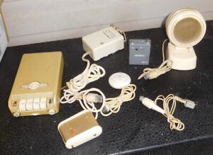 Minifon Attaché Mini Reel To Reel & Accessories...READ