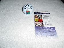 Ben Crenshaw Hand Signed Hall Of Fame Nike Golf Ball JSA #N49092 Autograph PGA