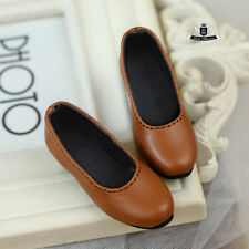 MSD 1/4 BJD Shoes Dollfie DREAM Flat Shoes MID EID Dollmore Luts AOD DOD SOOM DZ