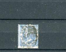 Gran Bretagna/Great Britain 1867 egina vittoria 2s azzurro 38 usato