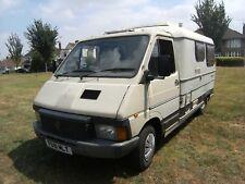 Renault Based Eirba Camper Van - - - pop-up roof style.