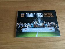 More details for 2020-21 hull city champions book - story of their title-winning season