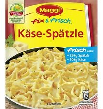 10 x MAGGI Fix Käse-Spätzle / Cheese Spaetzle Sauce New from Germany