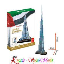 Cubic Fun - 3D Puzzle Burj Khalifa Vereinigte Arabische Emirate Groß 146 cm hoch