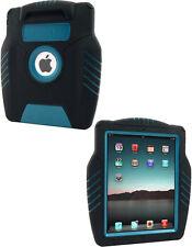 Coque Trident Kraken bleue pour iPad Apple