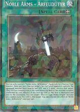 YU-GI-OH: NOBLE ARMS - ARFEUDUTYR - SHATTER FOIL RARE - BP03-EN181 - 1st EDITION