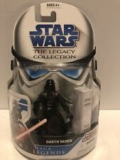 Star Wars The Legacy Collection Darth Vader SL No. 13 + Battle Gear New