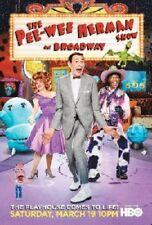 Pee Wee Herman Broadway Poster 24in x 36in