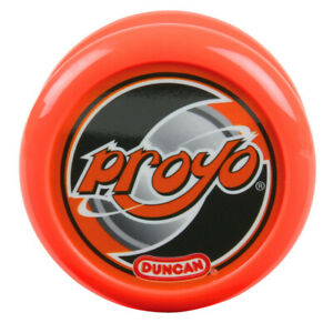 Duncan Yo Yo Beginner ProYo Made of Durable Plastic (Assorted Colours)