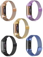 Milanese Loop Wrist Watch Band for Fitbit Charge 3 & 3SE Stainless Steel Strap