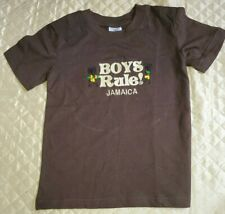 Jamaica Youth Size 6-8 Boys T-Shirt New Without Tags