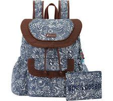 Leather Backpack Style Flap Handbags & Purses | eBay