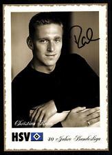 Christian Rahn Autogrammkarte Hamburger SV 2003-04 1. Karte +A 96169