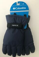 Columbia Thermal Coil Omni-Shield Waterproof Insulated Winter Gloves Boys L XL