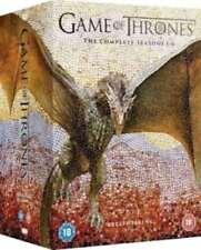 Game Of Thrones The Complete Season 1-6 DVD Boxset 1 2 3 4 5 6 Region 2 UK