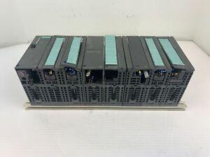 Siemens Input Module Rack S7-300 with Modules