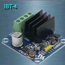 Double IBT-4 DC 50A Stepper Motor Driver H-Bridge PWM smart Car Für Arduino