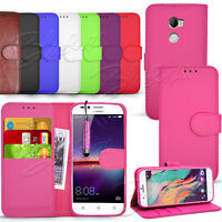 For HTC ONE X10 - Wallet Leather Case Flip Book Stand Cover + Mini Touch Stylus