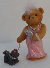 CHERISHED TEDDIES  JULIA BEARON - 2000 Charter Membership Figurine Retired