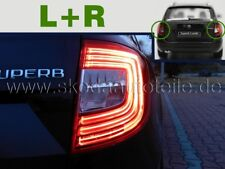 NEU Skoda Superb II 3T5 Combi Original Rückleuchte LED // NEU&OVP // L+R