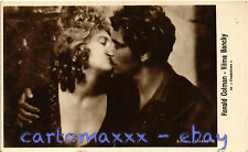 Postcard - Vilma Banky & Ronald Colman - Cinema Attori - Movie Stars - VB002