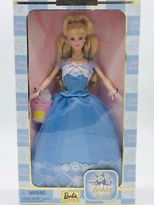 Birthday Wishes Barbie 2001 Barbie Collectibles Third In A Series MIB COA