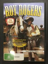 ROY ROGERS -  - 3 Pistol Packin Episodes DVD - Region 4