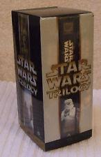 STAR WARS - VIDEO SET  **STAR WARS TRILOGY (DIGITALLY MASTERED) **VHS SET OF (3)