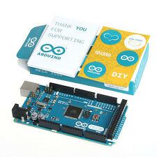 Arduino Mega 2560 R3 Board from Italy sold by Geeetech as distributor