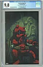Do You Pooh #1 CGC 9.8 Secret Empire #10 Virgin Edition Variant Limited to 15