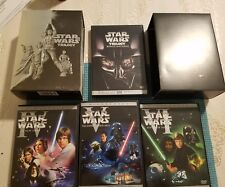 Star Wars Trilogy Widescreen THX Digitally Mastered Dvd Box Set