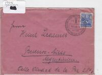 German Postal History Stamps Cover 1948  Ref 8774