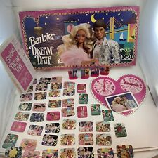 Barbie Dream Date Board Game Vintage 1992 by Golden COMPLETE Ages 5 and Up