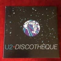 U2 DISCOTHEQUE USA cardboard CD 2 tracks Bono The Edge