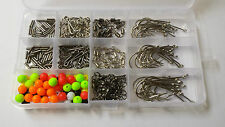 300 piece sea fishing rig making kit with storage box
