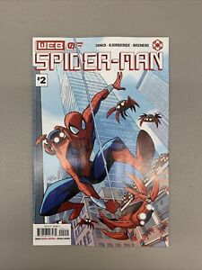 Web of Spider-Man #2 Main Cover A First Print Marvel 2021