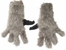 Rocket Raccoon Gloves Guardians Galaxy Marvel Halloween Adult Costume Accessory