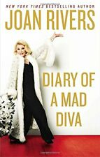 Diary of a Mad Diva by Joan Rivers Book The Cheap Fast Free Post