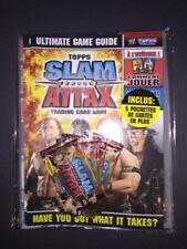 Starter Pack Slam Attax Trading Card Game 2008