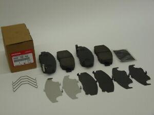 Genuine Honda Civic Front Brake Pad Set 45022-TR3-A02