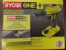 Ryobi Model # P738 18-Volt High Power Volume Inflator