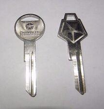 CHRYSLER Plymouth Dodge Mopar Key Blanks 1968-1985 Vintage Classic Keys