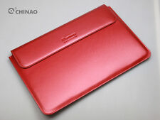 """CHINAO for Apple MacBook Air 11.6"""" Padded Sleeve Case slim hand bag Red CA60-03"""